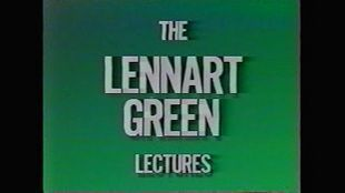 The Lennart Green Lecture by International Magic