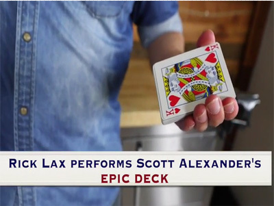Epic Deck by Scott Alexander