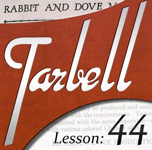Tarbell 44 Rabbit and Dove Magic