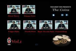 The Coins by Shoot Ogawa 3 Volume set