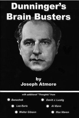 Dunninger's Brain Busters by Joseph Atmore