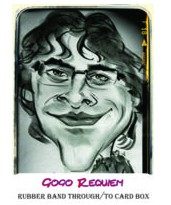 Rubber Band Through To Card box by Gogo Requiem Instant Download