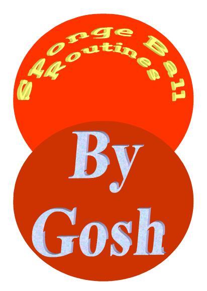 Sponge Ball Routine by Albert Goshman