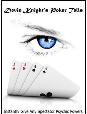 Poker Tells by Devin Knight