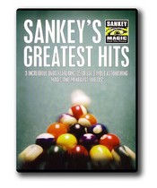 Sankey's Greatest Hits by Jay Sankey 3 DVDs
