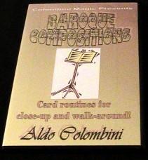 Baroque Compositions by Aldo Colombini