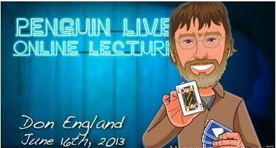Don Englang LIVE Penguin LIVE