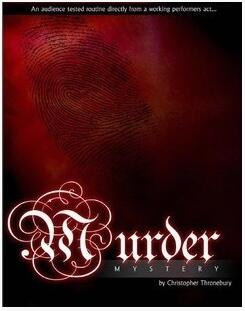 Murder Mystery by Christopher Thronebury