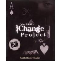 iChange Project by Peter Nardi & Alakazam (Gimmick Not Included)