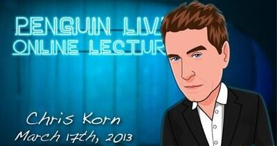 Chris Korn LIVE Penguin LIVE