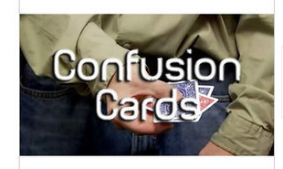 Confusion Cards by Kris Nevling