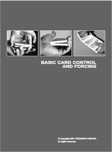 Basic Card Control and Forcing by Trickshop