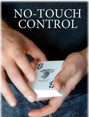 NoTouch Control by Mike Shashkov