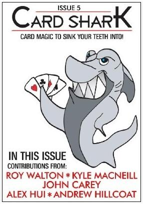 Card Shark Issue 5 March 2012