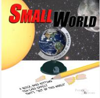 Small World by Patrick Redford
