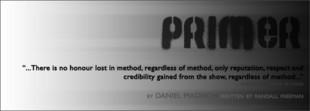 Primer by Daniel Madison