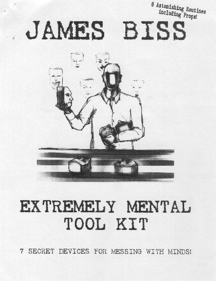 Extremely Mental Tool Kit by James Biss