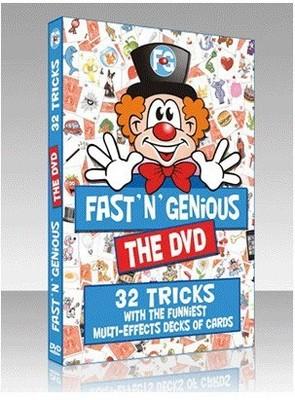 Fast N Genious Deck by So Magic