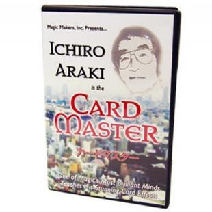 Card Master by Ichiro Araki