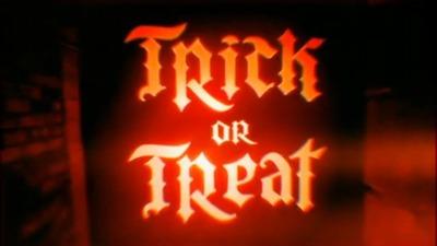Derren Brown Trick or Treat 2007 and 2008