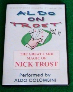 ALDO ON TROST by Aldo Colombini 11 Volumes total