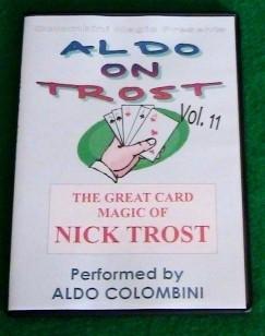 ALDO ON TROST by Aldo Colombini 11 Volumes total