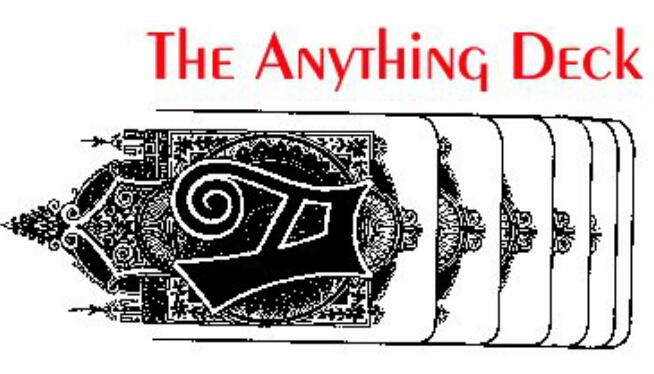 The Anything Deck by Paul Harris
