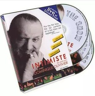 Intimiste by Dominique Duvivier 3 Volume set
