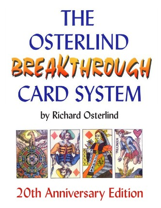 Osterlind Breakthrough Card System 20th Anniversary edition