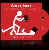 Magicianary Position Featuring Tworn by Arron Jones