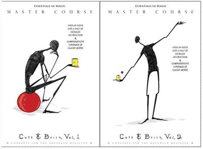 Master Course Cups and Balls by Daryl