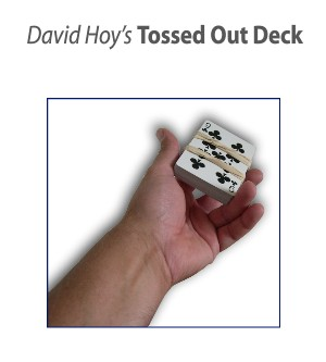 Tossedout by David Hoy