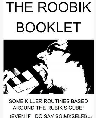 The Roobik Booklet by Ben Cardall