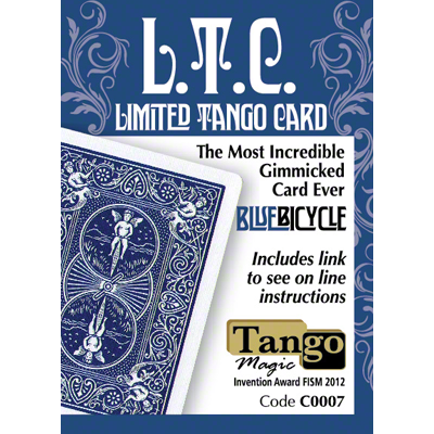 Limited Tango Card by Tango