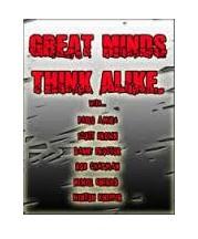 Great Minds Think Alike by Kenton Knepper & Friends