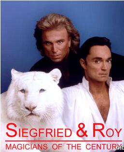 The World of Siegfried and Roy by Siegfried and Roy