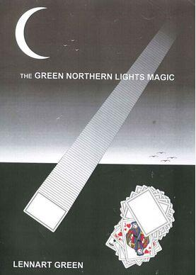 The Green Northern Lights Magic by Lennart Green