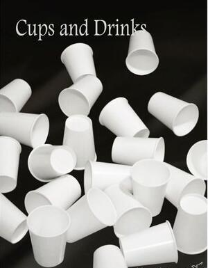 Cups and Drinks by Lucian