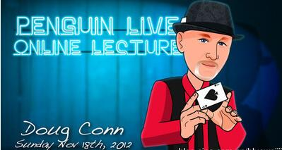 Doug Conn LIVE Penguin LIVE
