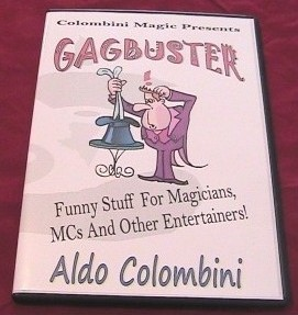 Gagbuster by Aldo Colombini