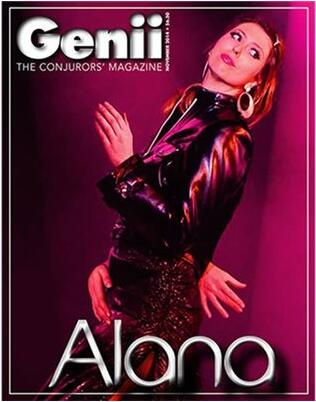 November 2014 by Genii Magazine