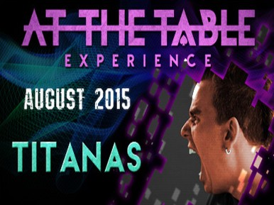 At the Table Live Lecture by Titanas
