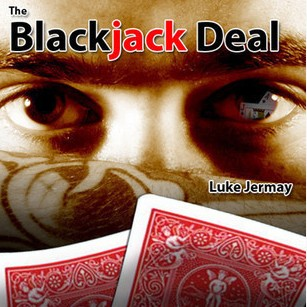 The Blackjack Deal by Luke Jermay