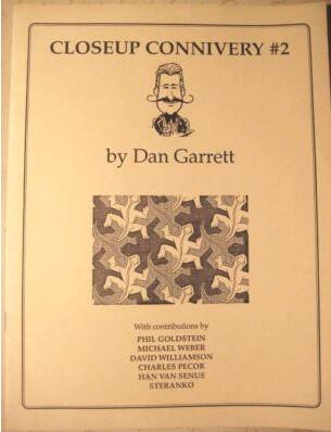 Closeup Connivery Vol 2 by Dan Garrett