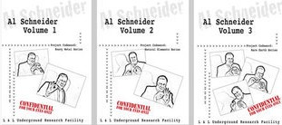 Confidential by Al Schneider 3 Volume set