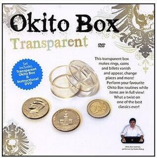 Okito Box Transparent by Okito