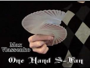 One Hand S Fan by Max Vlassenko