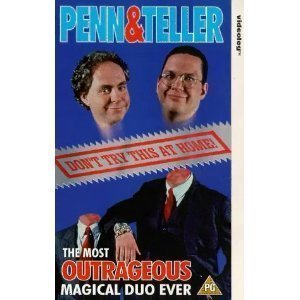 Don't Try This by Penn & Teller