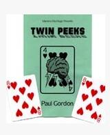Twin Peeks by Paul Gordon