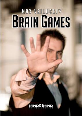 Brain Games by Max Vellucci
